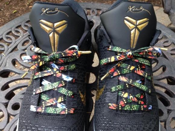 Nike Kobe 9 Elite Low 'Watch The Throne' iD Custom4