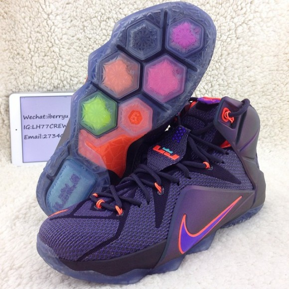 Nike LeBron 12 'Instinct' - On-Feet Look4