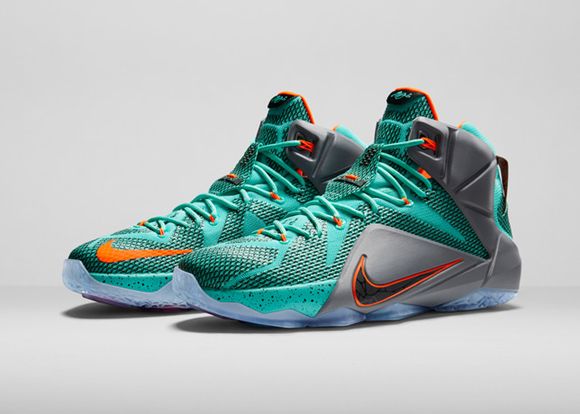 Nike LeBron 12 Officially Unveiled 3
