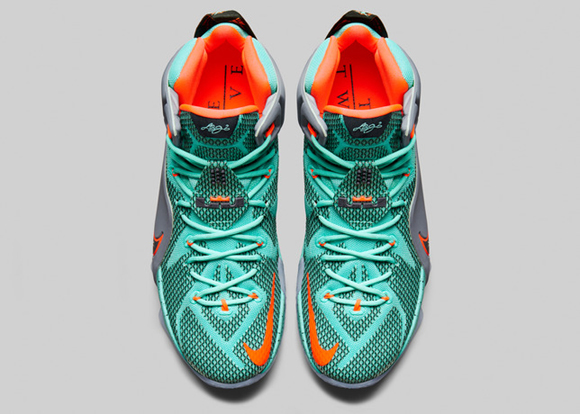 Nike LeBron 12 Officially Unveiled 4
