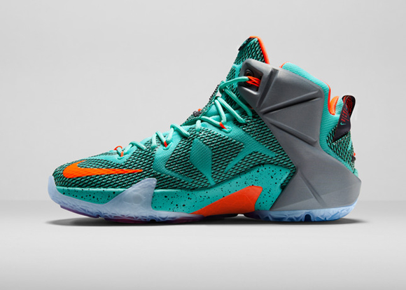 Nike LeBron 12 Officially Unveiled 6