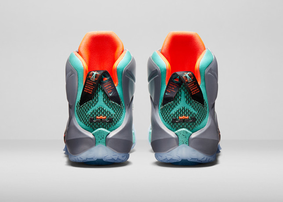 Nike LeBron 12 Officially Unveiled 7