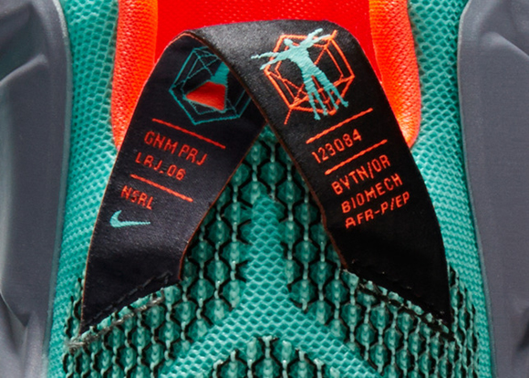 Nike LeBron 12 Officially Unveiled 9