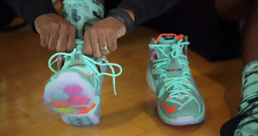 Nike LeBron 12 Wear-Test Impressions with Jacques Slade