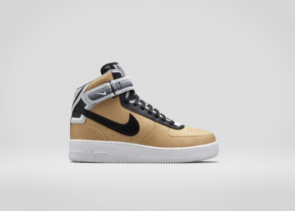 Nike + R.T. Air Force 1 Collection 'Beige' - Release Info5