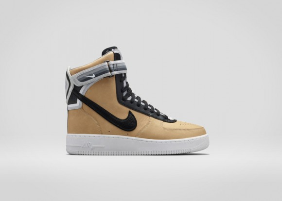 Nike + R.T. Air Force 1 Collection 'Beige' - Release Info7