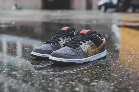 Nike SB Dunk Low Premium QS 'Beijing' – Detailed Look + Release Info 1