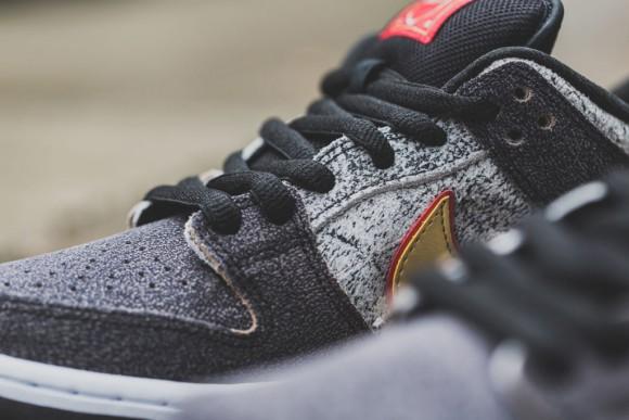 Nike SB Dunk Low Premium QS 'Beijing' - Detailed Look + Release Info 3