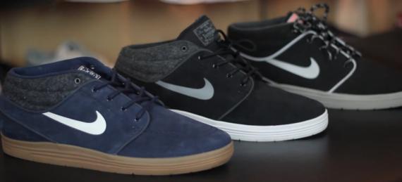 Nike SB Lunar Stefan Janoski Mid – First Look 1