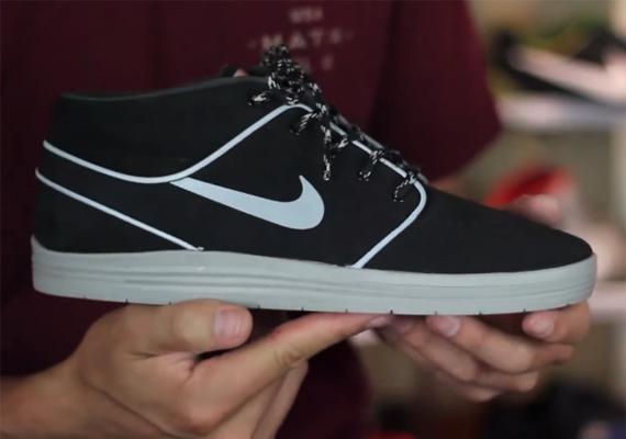 Nike SB Lunar Stefan Janoski Mid - First Look 2