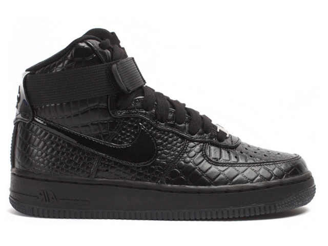 Nike WMNs Air Force 1 'Crocodile' Pack WearTesters