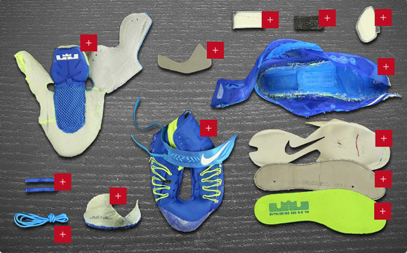 Nike Zoom Soldier VIII Deconstructed 14