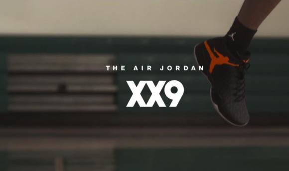 Video: Air Jordan XX9 – Get Up TakeFlight