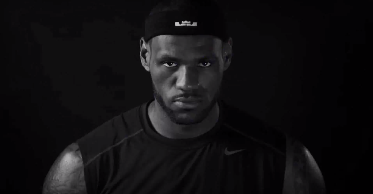 Nike LeBron 12 Launch Event Teaser