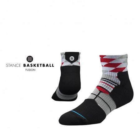 Stance Fusion Low Basketball Socks 1
