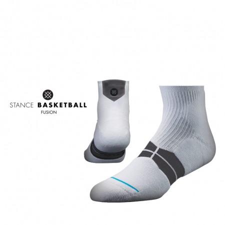Stance Fusion Low Basketball Socks 3
