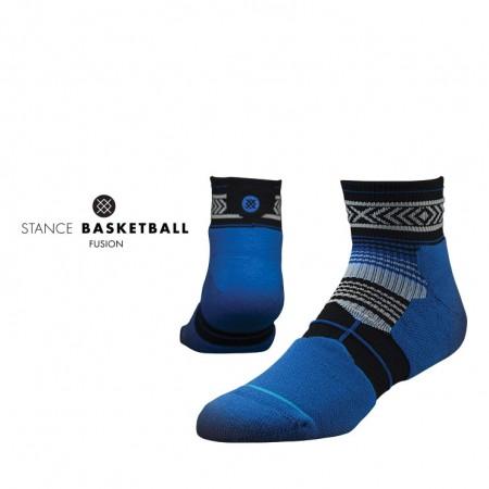 Stance Fusion Low Basketball Socks 4