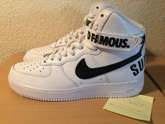 Supreme x Nike Air Force 1 Hi Collection.5