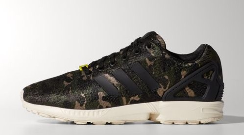 adidas ZX Flux 'Camo' – Available Now