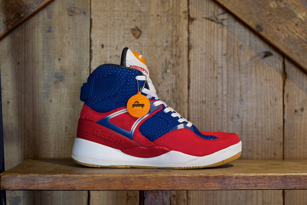 Details about Reebok Pump Certified 25TH Anniversary Pump x ATMOS