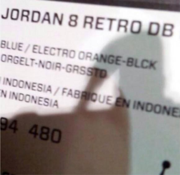 Air Jordan 8 Retro 'Doernbecher' - First Look5