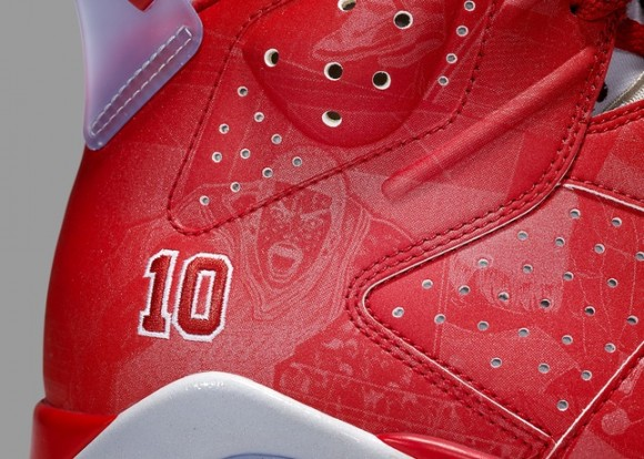 Jordan Brand Officially Unveil Slam Dunk Collaboration5