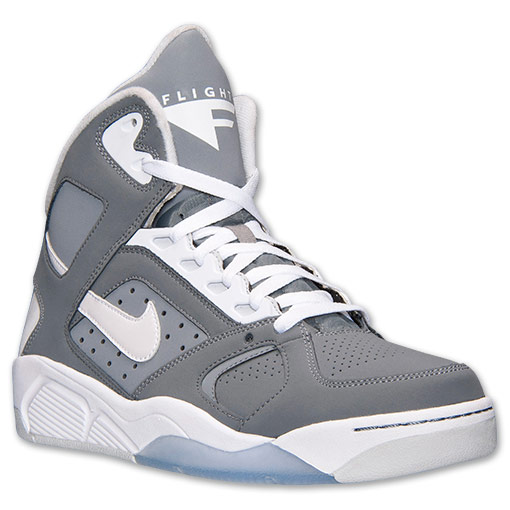 Nike Air Flight Lite High 'Cool Grey' - Available Now 1