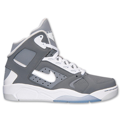Nike Air Flight Lite High 'Cool Grey' - Available Now 2