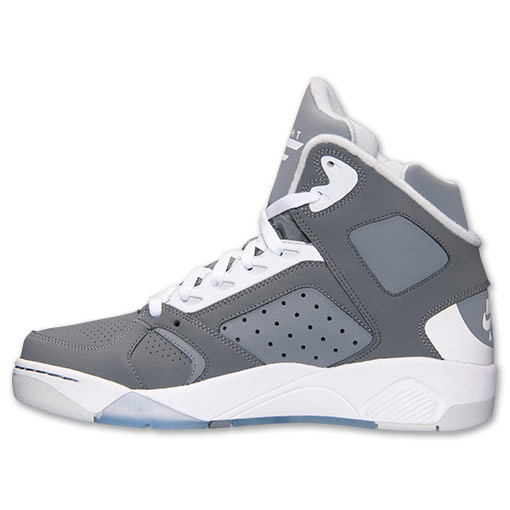 Nike Air Flight Lite High 'Cool Grey' - Available Now 4
