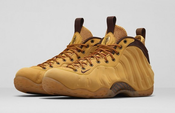 Nike Air Foamposite One 'Wheat' – Official Look