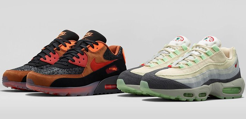 Nike Air Max 'Halloween Pack' – Available Now