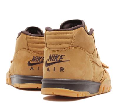 Velocidad supersónica Permanece explosión  Nike Air Trainer 1 'Wheat'-6 - WearTesters