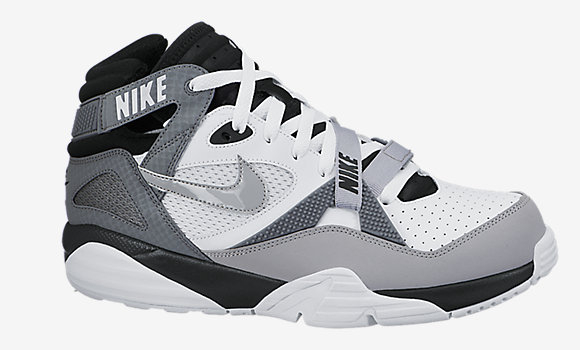 Nike Air Trainer Max '91 White: Black: Cool Grey – Available Now