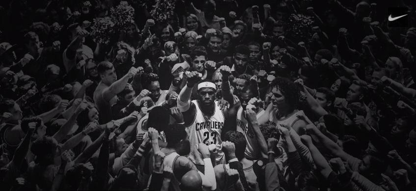 Nike Basketball & LeBron James  Together
