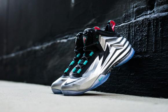 Nike Chuck Posite Metallic Silver: Black – Release Info