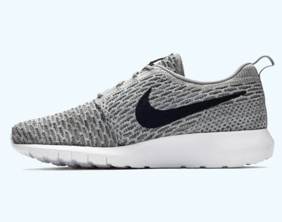 Nike Flyknit Roshe Run 'Wolf Grey'