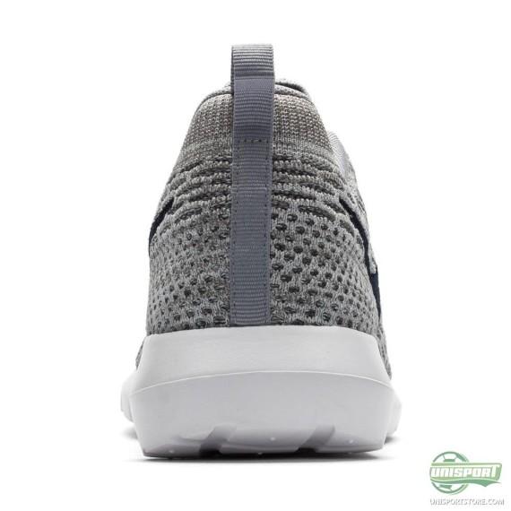 Nike Flyknit Roshe Run 'Wolf Grey'4