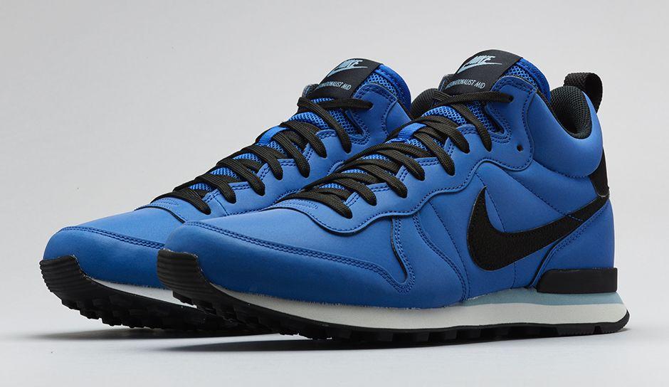 meilleure sélection e6623 4d4c4 Nike Internationalist Mid - WearTesters