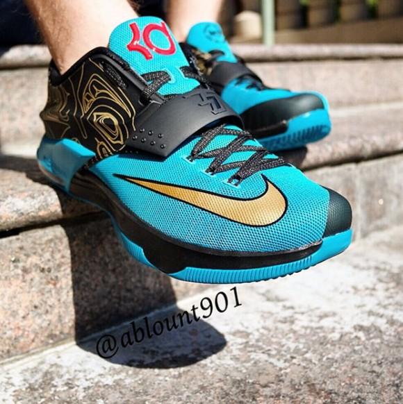 Nike KD 7 'N7' – Detailed Look 1