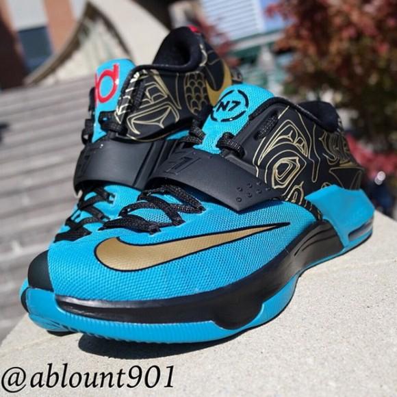 Nike KD 7 'N7' - Detailed Look 3