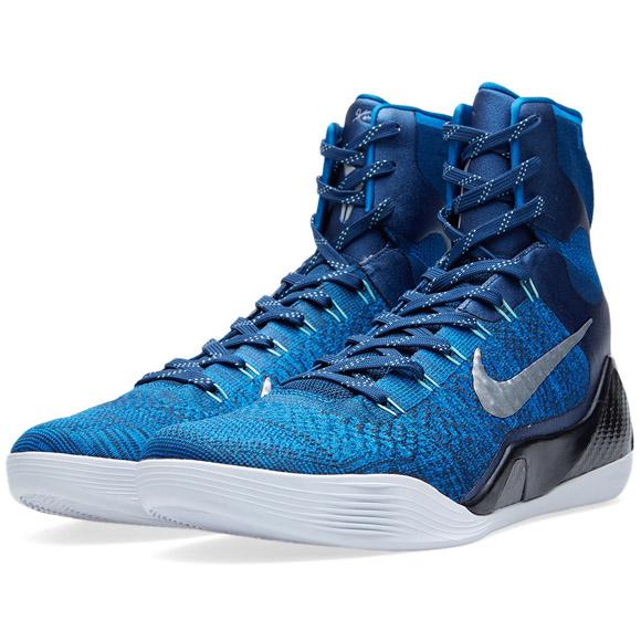 Nike Kobe 9 Elite 'Brave Blue' – Available Now Under Retail 1