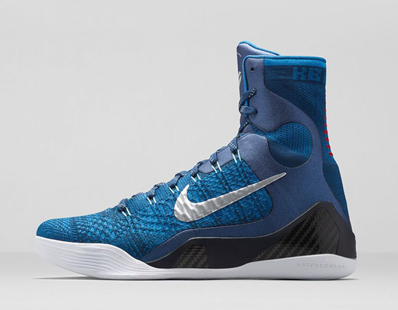 Nike Kobe 9 Elite 'Brave Blue' – Official Look + Release Info 2