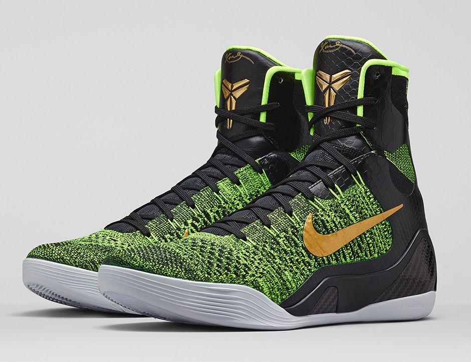 Nike Kobe 9 Elite 'Restored' - Release Information