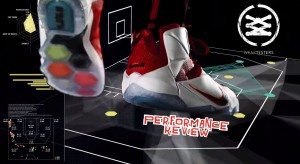 Nike LeBron 12 Performance Review Main