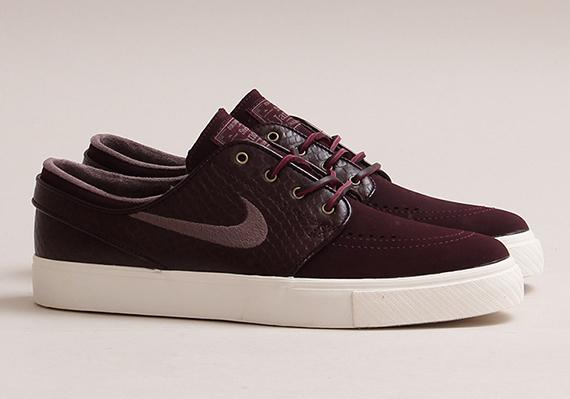 Nike SB Stefan Janoski Premium 'Deep Burgundy' – Available Now 1