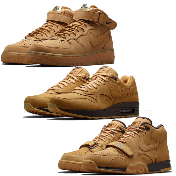 Nike Sportswear Flax Collection – Official Look + Release Info
