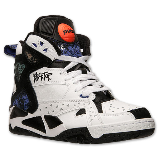 Reebok Blacktop Battleground - Available Now