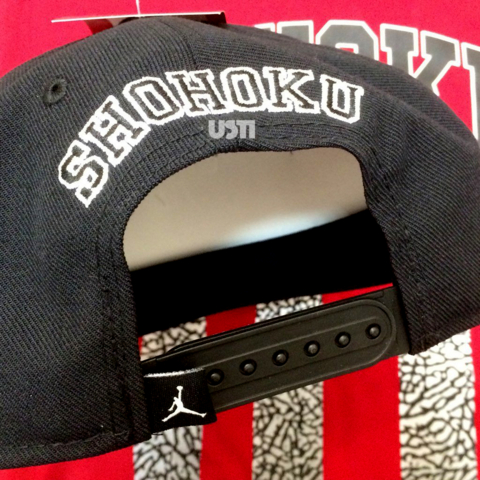 Slam Dunk x Jordan Boxes, Shirts & Hats7