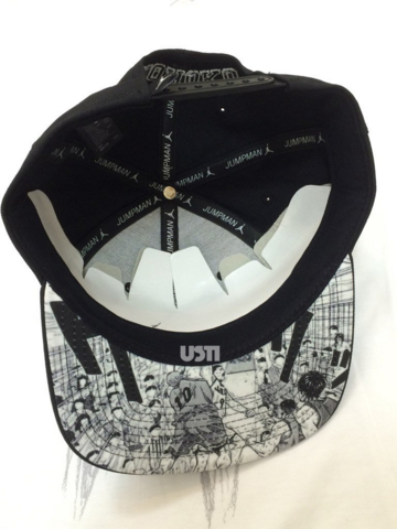 Slam Dunk x Jordan Boxes, Shirts & Hats8