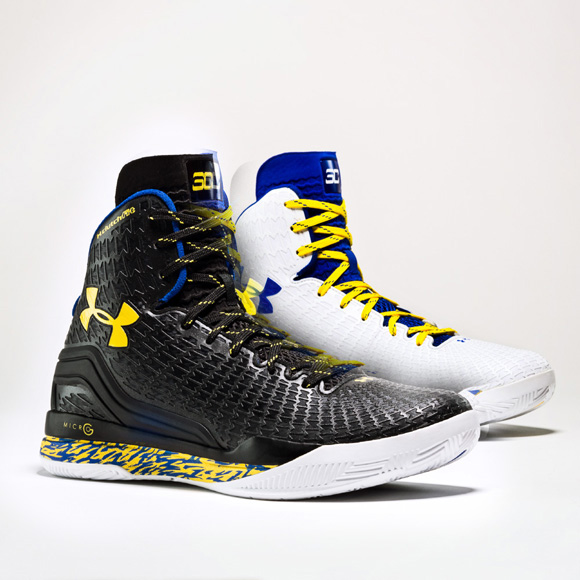 Under Armour ClutchFit Drive Stephen Curry Hoem & Away PE – Official Look + Release Reminder